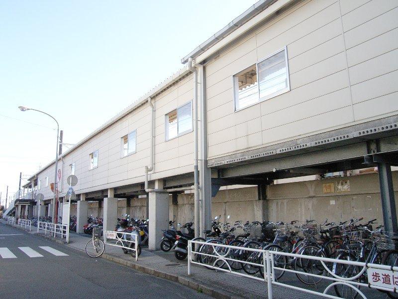 駐輪場詳細(安倍川駅駐輪場)